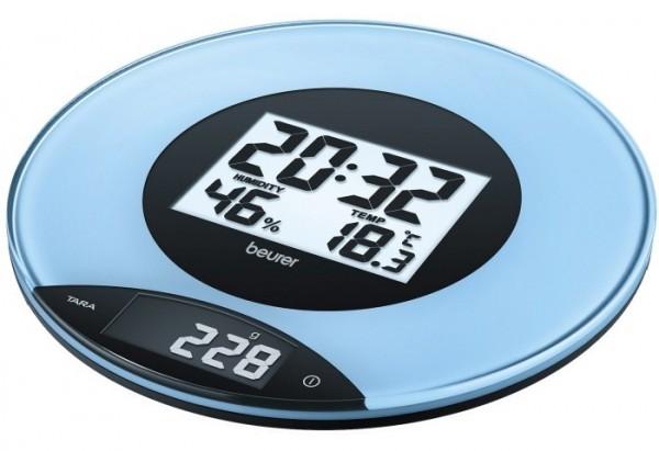 Весы кухонные Beurer KS49 blue