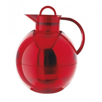 Термос-кувшин Alfi Shiny lava red 1,0L