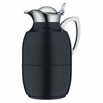 Термос-кувшин Alfi Juwel midnight black 1,0L