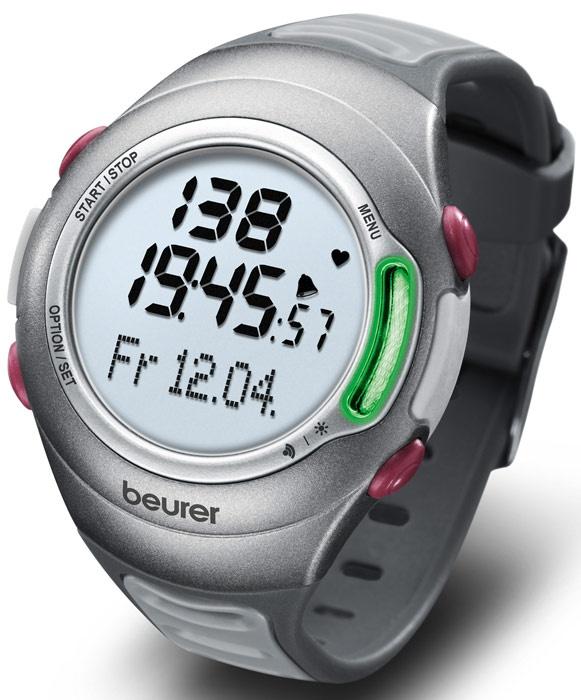 Пульсометр Beurer PM70 (с креплением на велосипед)