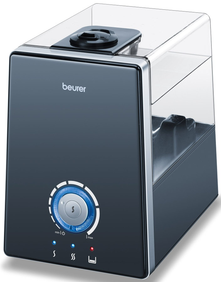 Ультразвуковой увлажнитель воздуха Beurer LB88 black